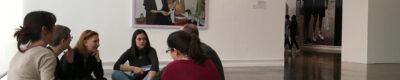 Col·laboració en el Diploma d'Educació Artística i Gestió de Museus