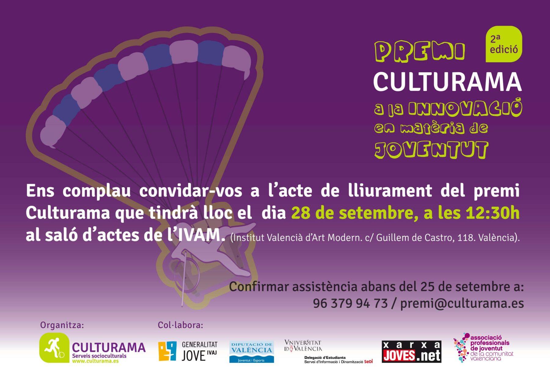 Premi Culturama 2012