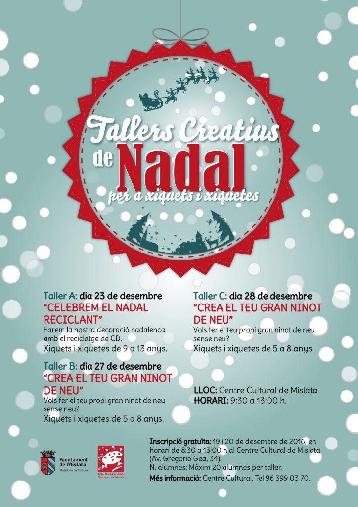 Tallers Nadal 2016_cartel v02