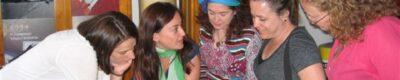 La Universitat de Costa Rica visita la Biblioteca de Mislata